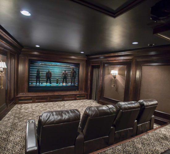 Home Theater Interior Design: MN Home Entertainment And Interior Design Experts